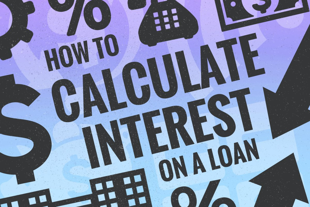 how to calculate interest