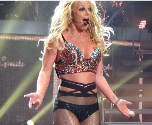 Happy Birthday!!!  Britney Spears is 38.