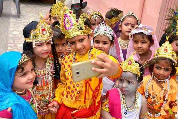 What is the real reason or story behind celebrating Janmashtami?See: https://isrg.me/34Pqea@isrgrajan #MondayMotivation #IsrgRajan #Hindu_Ritual #Hinduism #Janmashtami #Krishna #Significant_of_Janmashtami