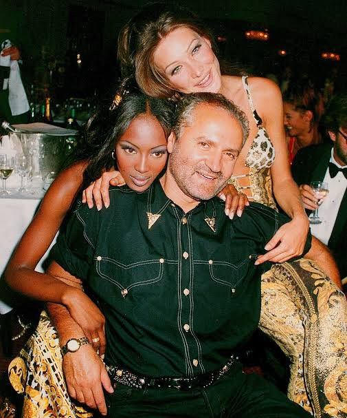 Happy birthday to one of the all time greats, Gianni Versace.