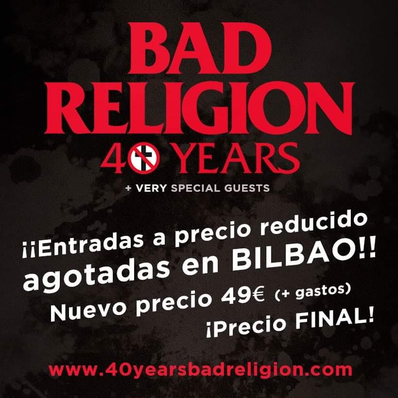 BAD RELIGION + Suicidal Tendencies + Millencolin (de gira en 2022 por la península) - Página 10 EKy6JWKXsAgicIx?format=jpg&name=900x900
