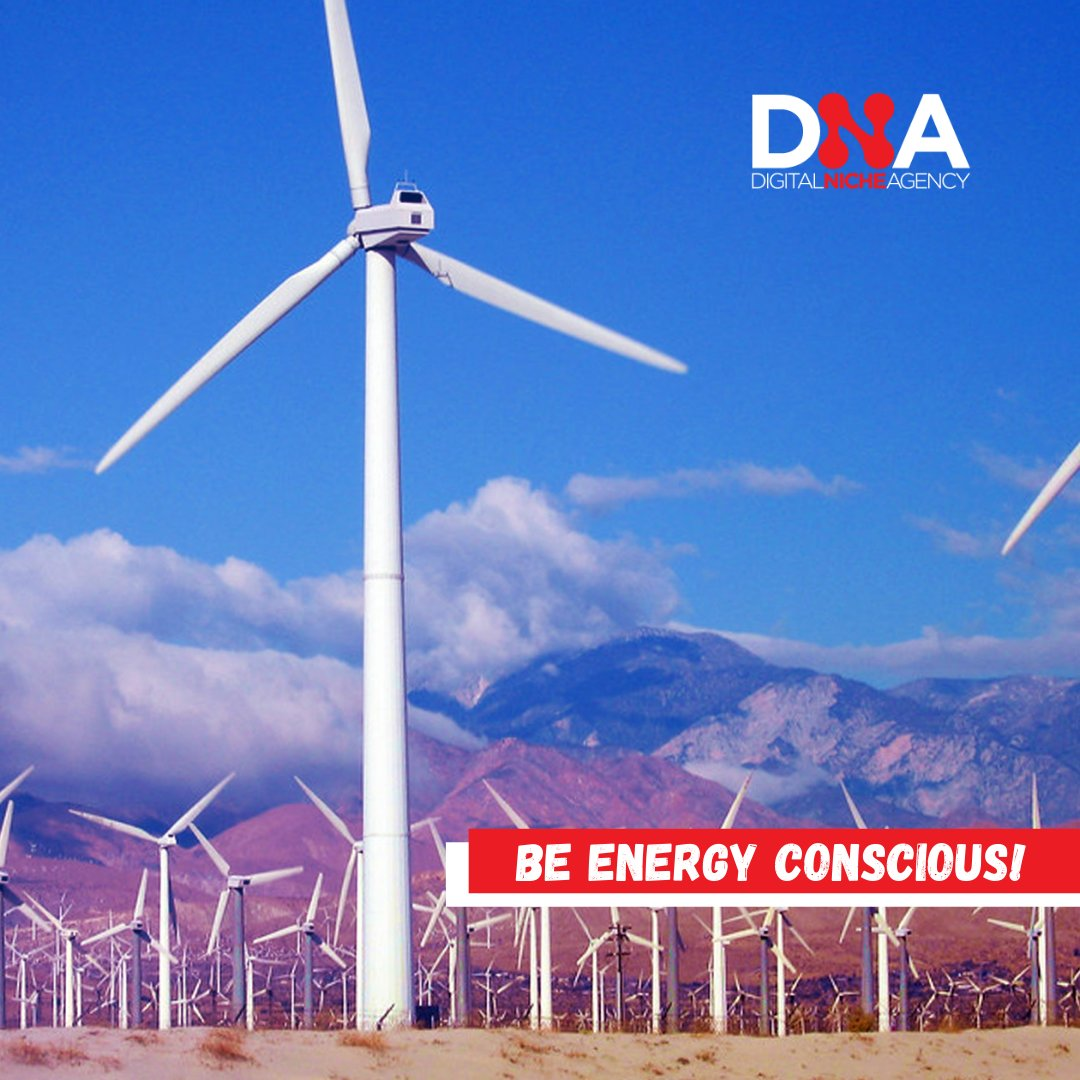 Energy is a resource! Save yours when you can by making smart moves in the marketplace. #ContentMarketing #ReachYourNiche #DigitalAdvertising #DigitalMarketing #ContentIsKing