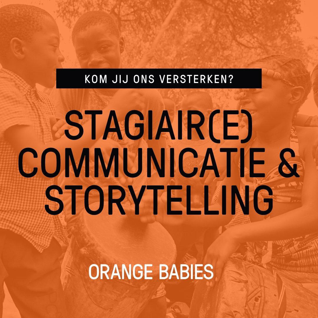 Wij zijn per januari 2020 op zoek naar een stagiaire communicatie & storytelling. Ben of ken jij iemand die op zoek is naar een leuke en leerzame stage? Laat het ons weten! Bekijk hier de vacature: https://t.co/g2iaIRF4mT  #vacature #stage https://t.co/K4JlTkSqy8