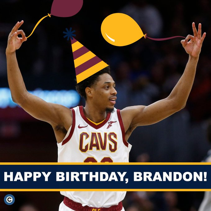 WIsh Cavaliers guard Brandon Knight a happy 28th birthday! Photo: The Plain Dealer