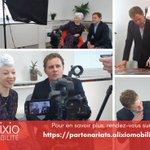 Image for the Tweet beginning: Découvrez prochainement notre #interview vidéo