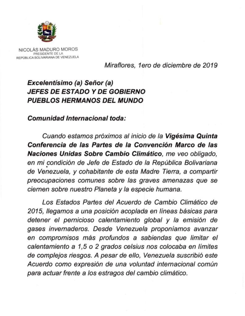 Hoy - Tirania de Nicolas Maduro - Página 11 EKyamkhWkAELnE7