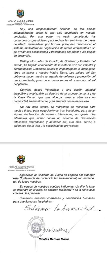 Hoy - Tirania de Nicolas Maduro - Página 11 EKyaoBDWwAEcZ0Q
