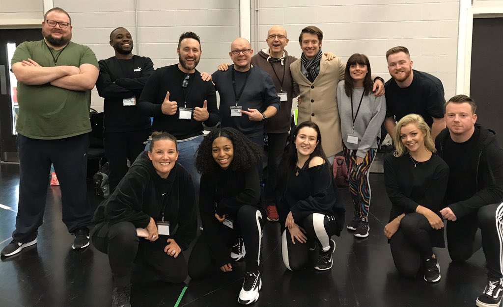 We are soooo excited and our brilliant cast are ready to go! It's the first day of rehearsals for our spectacular panto #Aladdin. Running from Sat 14 Dec to Sun 5 Jan, tickets are on sale now ➡️ bit.ly/Aladdin-DMH . . . #ohyestheyare #ChristmasInLeicester #PantoLeicester