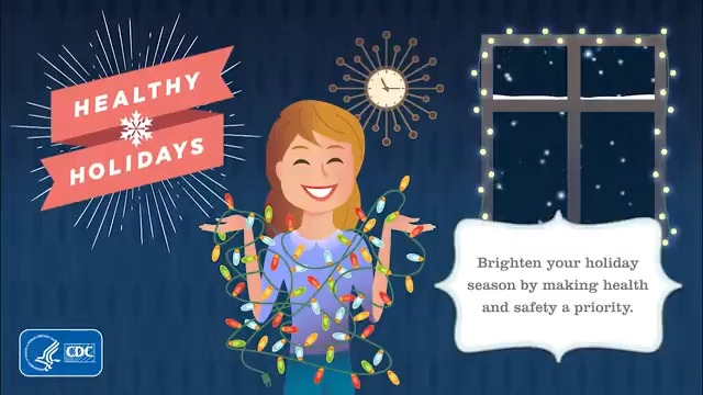 Image for the Tweet beginning: Brighten your holidays by making