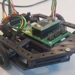 Image for the Tweet beginning: Le premier prototype de #MiniKiwi