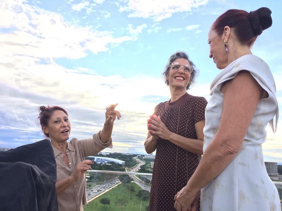 #PremiaçãoFBCB | MOSTRA BRASÍLIA BRB DE CINEMA O prêmio MELHOR ATRIZ da Mostra Brasília BRB vai para: #BIDO GALVÃO,#CARMEM MORETZSOHN,#IARA PIETRICOVSKY,#THERESA AMAYO,#GLÓRIA TEIXEIRA E #FRANÇOISE FOURTON - atrizes que interpretaram Dulcina. #FestivalDeCinema #Brasília #52FBCB