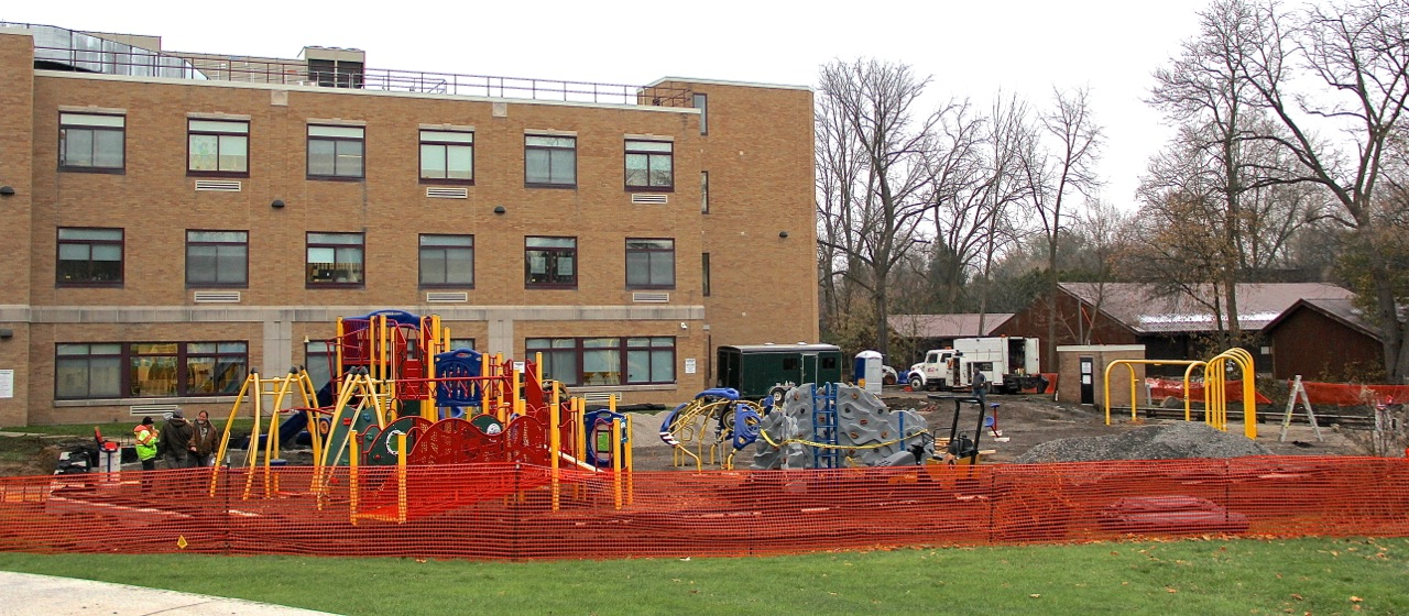 Newark CSD getting a new playground at Perkins