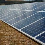 Image for the Tweet beginning: Lithium miner finances solar farm