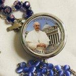 Image for the Tweet beginning: #広島 に #フランシスコ教皇 が いらして1週間が経ちました。   私が #バチカン