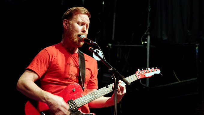 Happy birthday Nate Mendel!