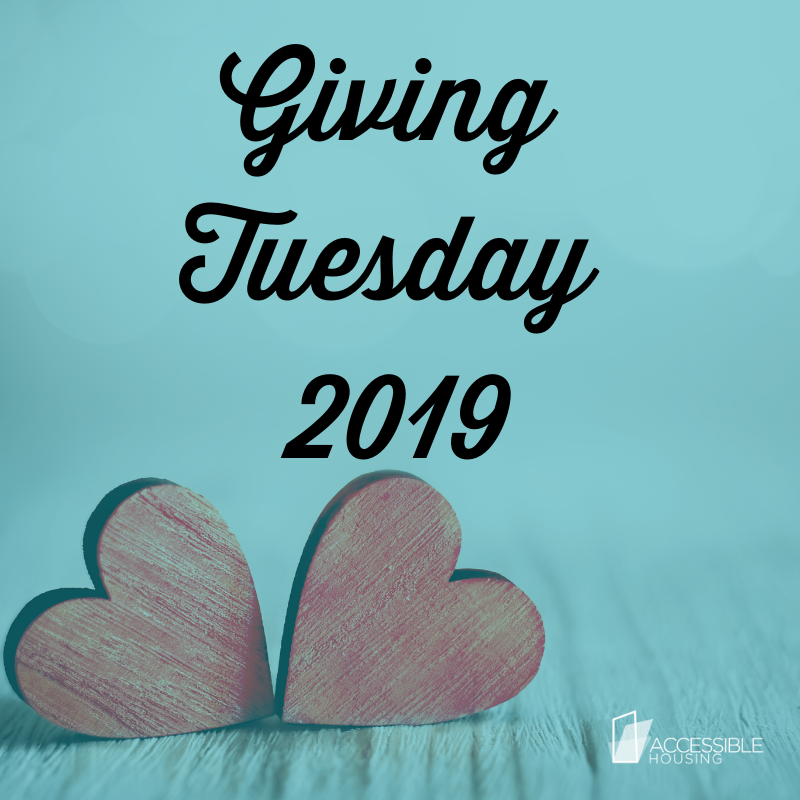 Tomorrow is #GivingTuesdayCA, a collective movement that unifies individuals, groups and organizations alike with a common goal – to make the world a better place!  Learn how YOU can join the movement here:   #yyc #accessibility