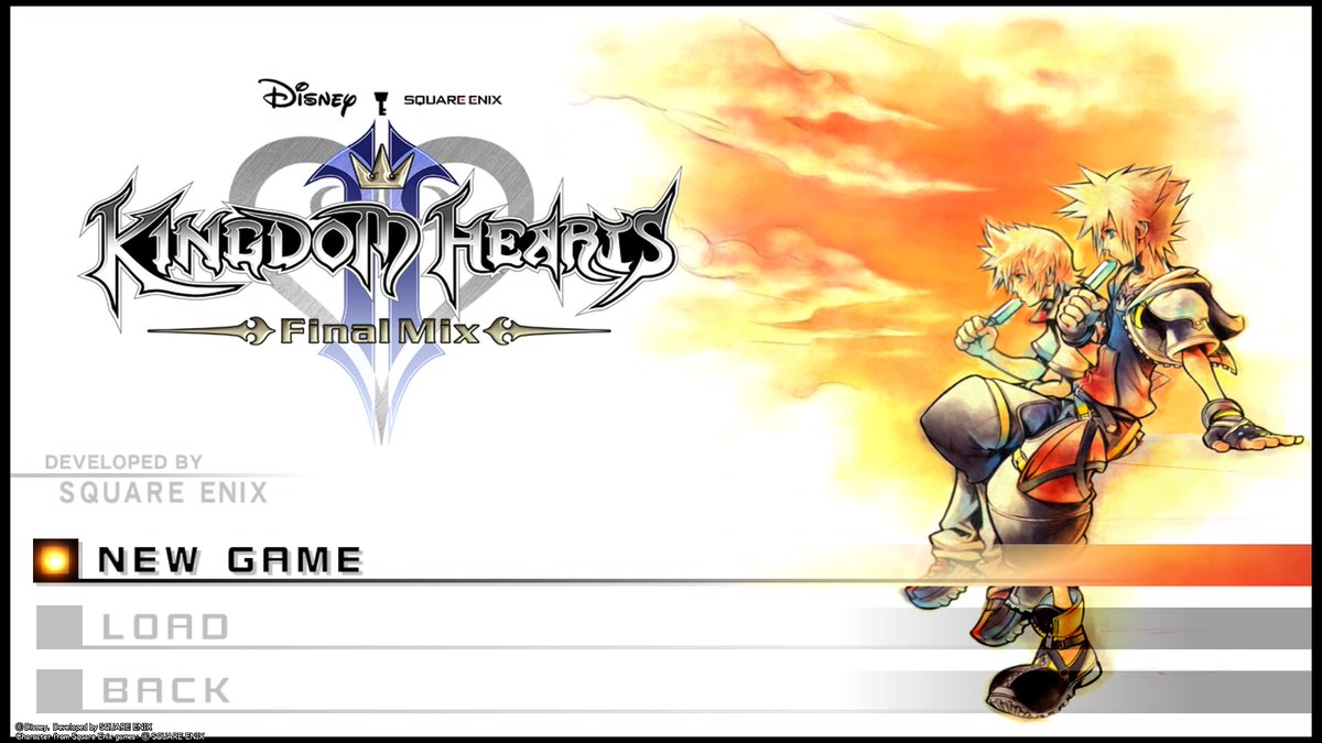 I'm starting Kingdom Hearts 2 today. Wish me luck <br>http://pic.twitter.com/ayt84fCvzl