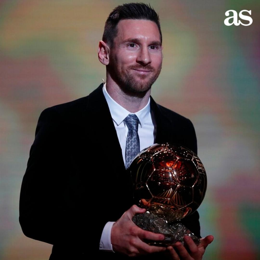 RT @diarioas: 🤔 ¿Es merecido el Balón de Oro para Messi? ❤ Sí 🔃 No https://t.co/OzLDJLU3Xl