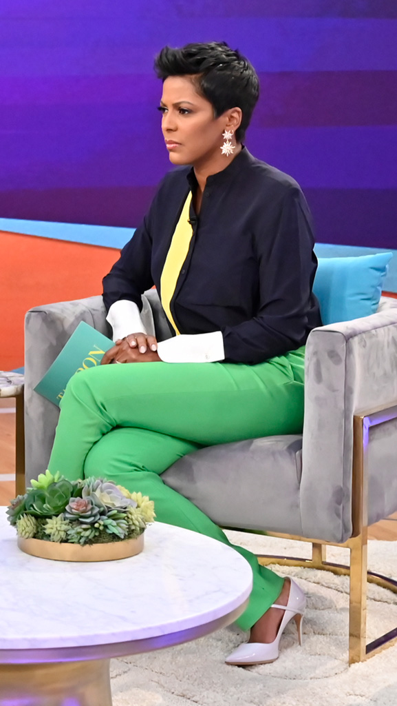 Were back with new shows this week, which means more engaging topics and important conversations. Each new day also includes...more great fashion! Check out @tamronhalls look of the day HERE: bit.ly/2OHE2T1