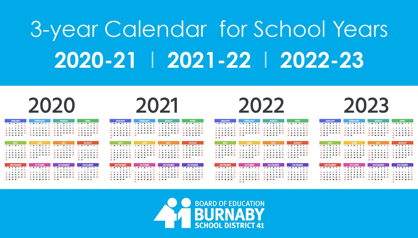 Cornell 2022 23 Calendar.Burnaby Schools On Twitter We Are Welcoming Feedback On The Burnabyschools 3 Year Calendar Proposed For Schools Years 2020 21 2021 22 And 2022 23 Learn More Https T Co Dimzjpiwyd Https T Co 8rej9oeael