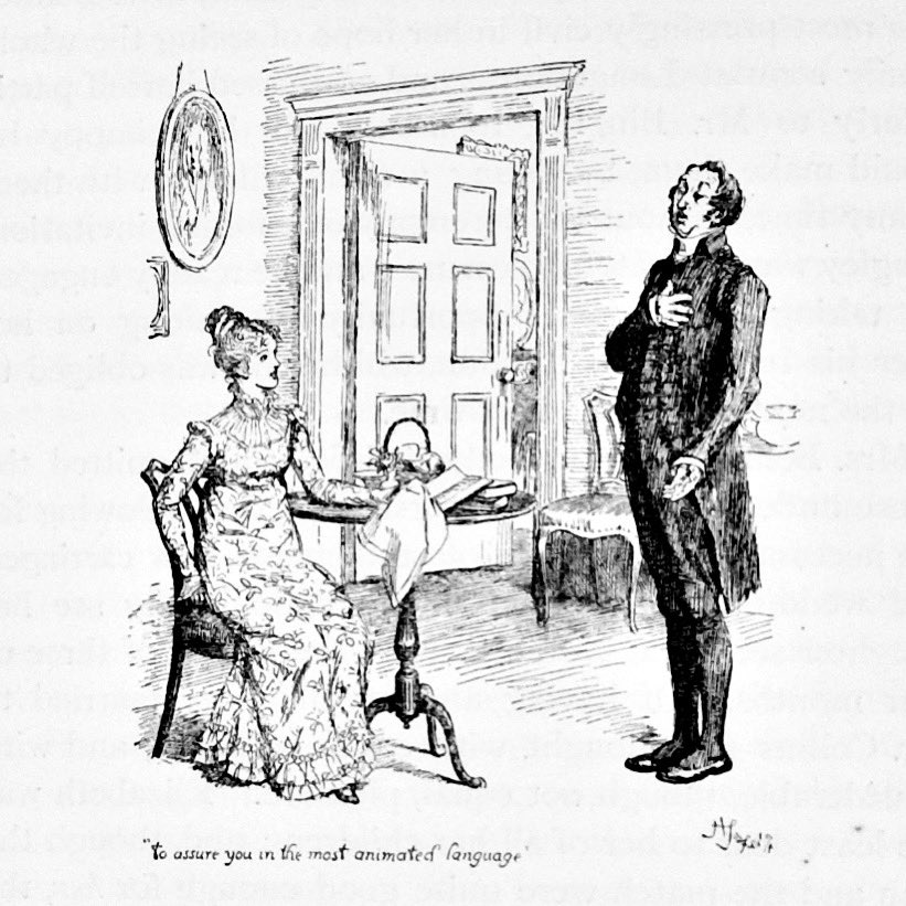 #OnThisDay in 1802, a young man called Harris Bigg-Wither proposed to Jane Austen and she accepted him. The following morning, Jane withdrew her acceptance, realising she had made a mistake. 💁‍♀️ #OTD