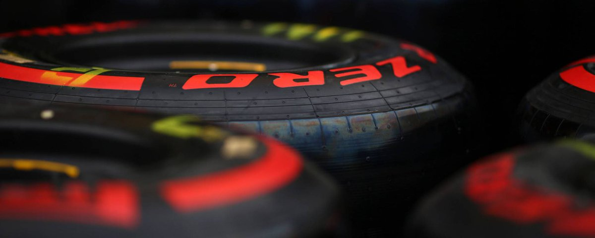 Tuesday 3 (tomorrow) and Wednesday 4 December the Teams together with @pirellisport will be asked to do a job to compare the 2020 compounds with those used throughout the season 2019 #F1 #AbuDhabi