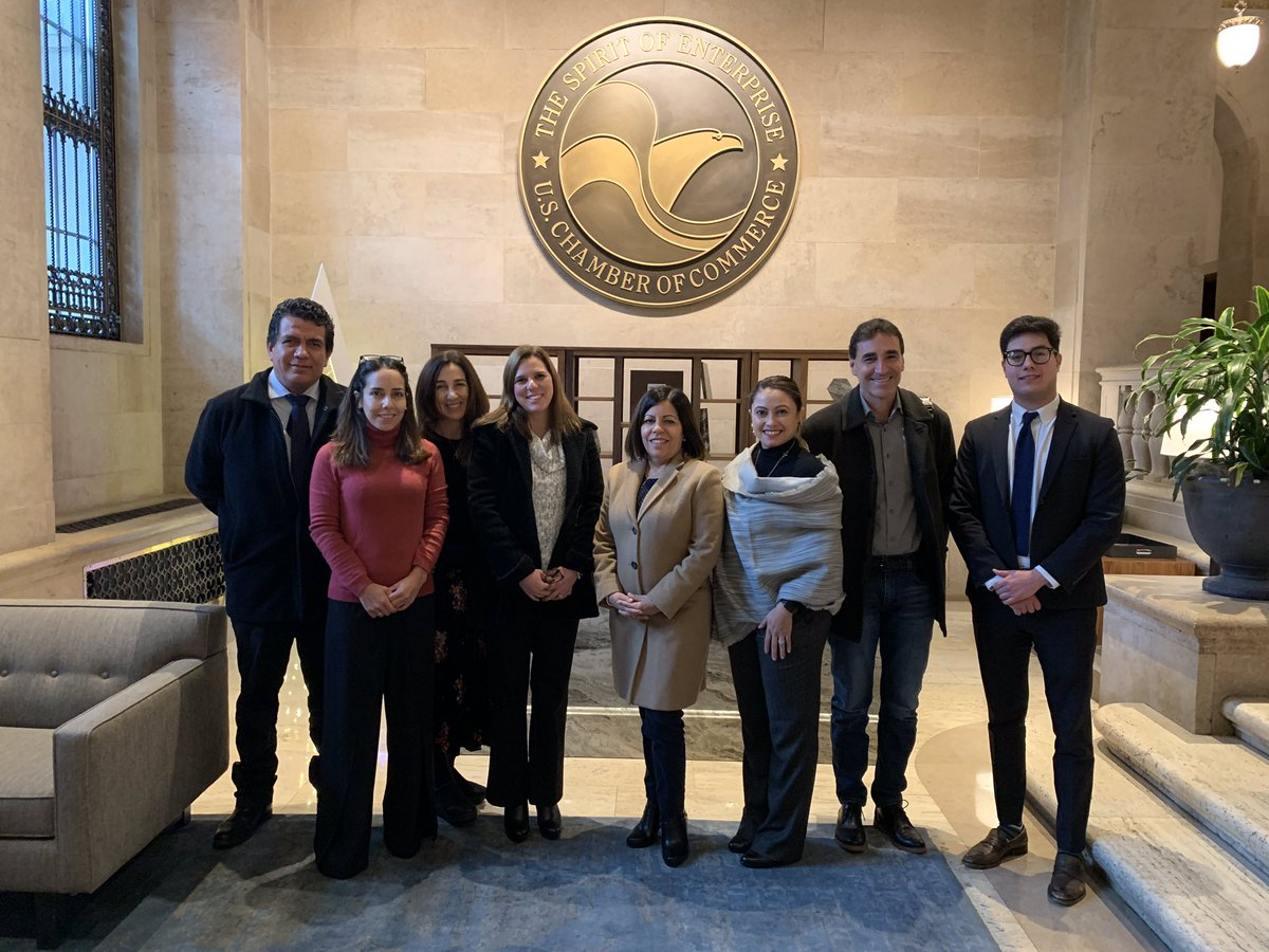 test Twitter Media - The #AACCLA Secretariat welcomes a delegation of @amchamperu members as they kick off their first Government Affairs and Compliance mission to Washington https://t.co/c6SlcwjXqf