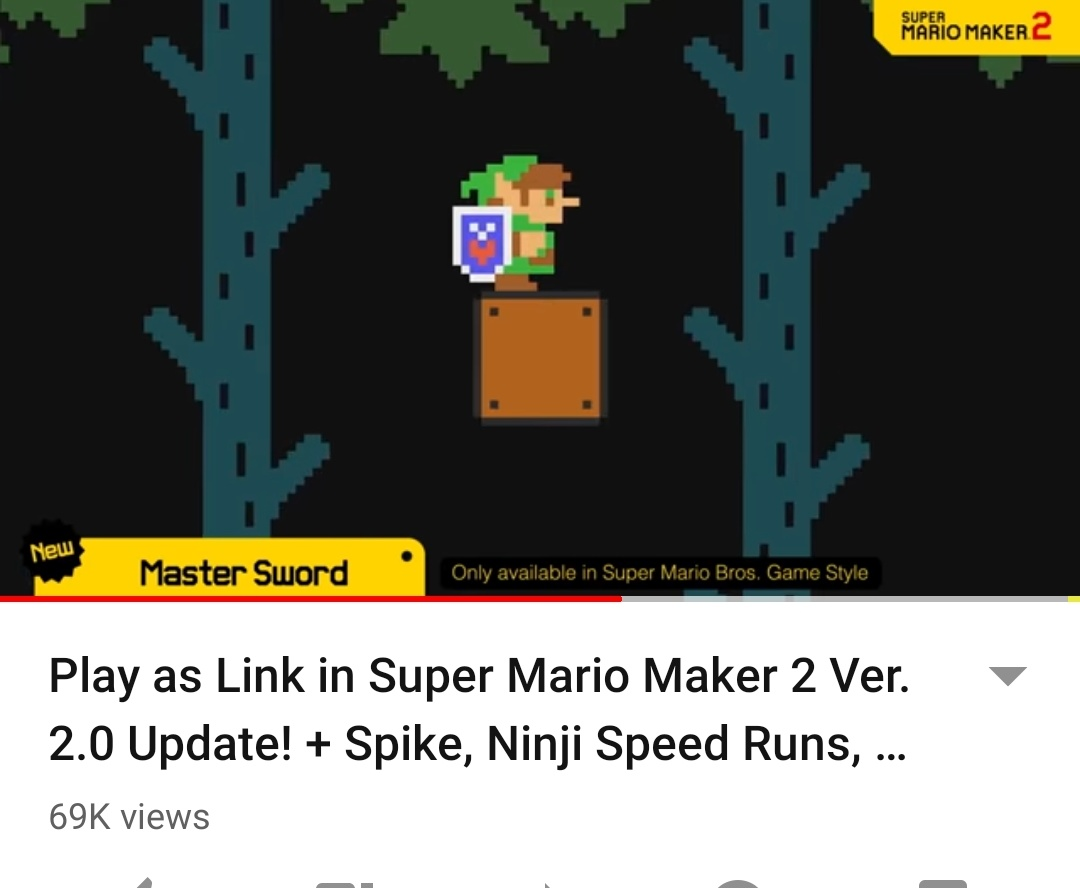 @BoundaryBreak's photo on Mario Maker 2