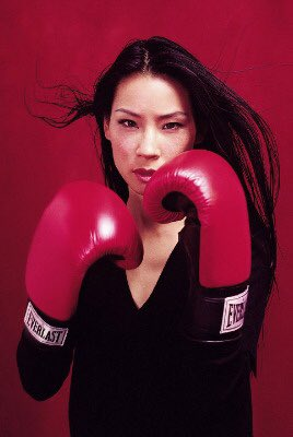 Happy birthday to the absolute icon, lucy liu