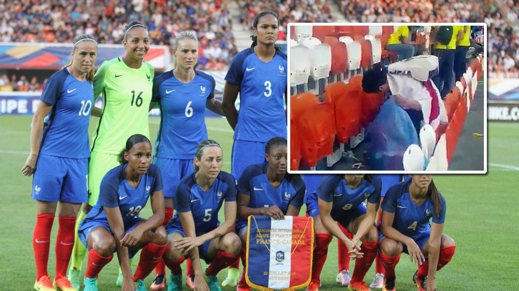 Les joueuses sont-t'elles moralement tenues de faire le ménage en tribune ?#AllezLesBleues #Bleues #CoupeDuMonde #CoupeDuMondeFeminine #Finkielkraut #Football #FRACORhttps://wp.me/paIQ9h-Ks