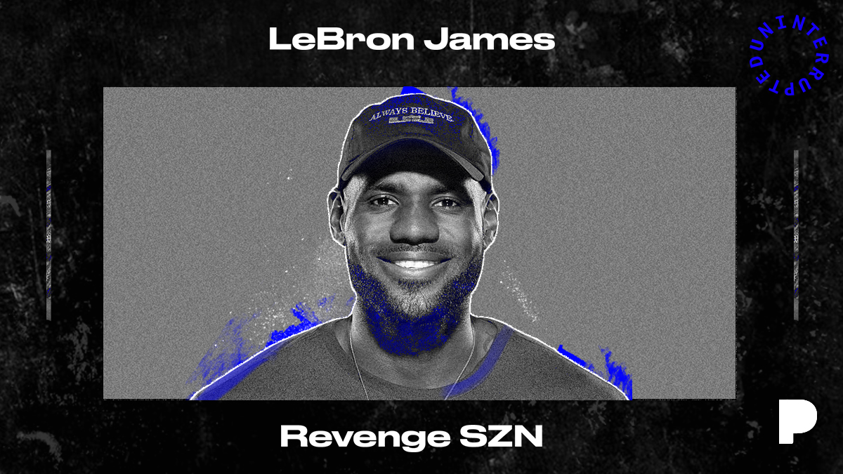 Get the story behind your favorite players' favorite tracks on @uninterrupted Playlists on Pandora. Listen to @KingJames break down 🔥 tracks on his Revenge SZN playlist now: https://pandora.app.link/3x0SrYO8X1