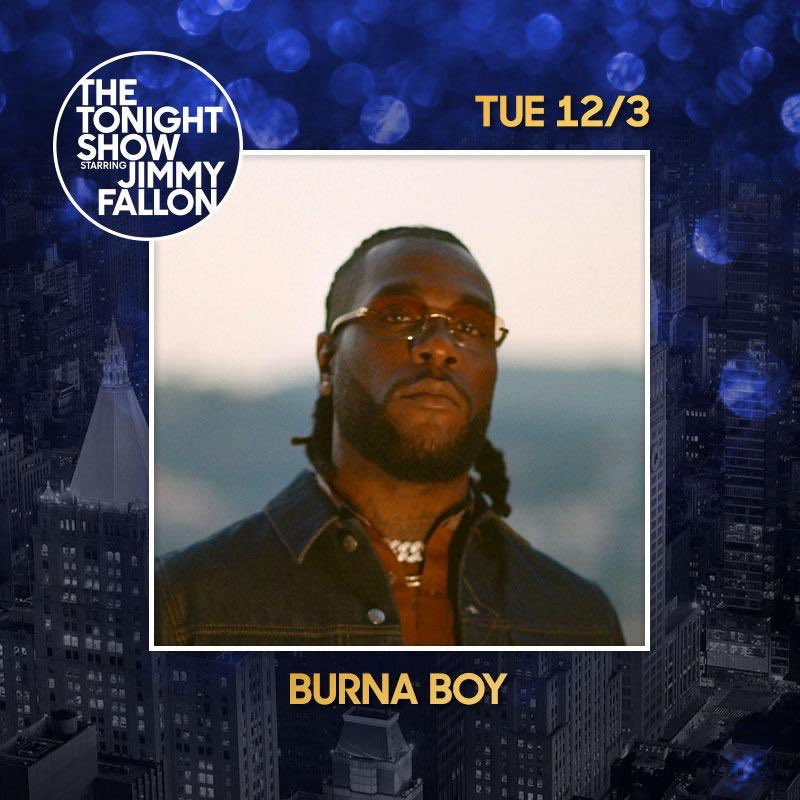 @burnaboy's photo on Moose