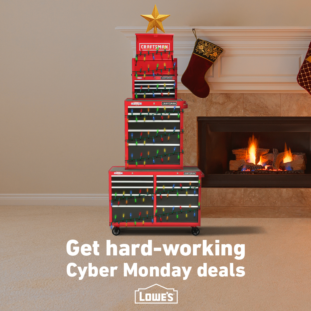 Lowe S On Twitter These Deals Work Hard So You Can Work Even Harder Get Everything You Need To Have A Happy Holidiy Season During Our Cybermonday Sale Https T Co Eqwmlf0o38 Https T Co Vqy1jqb60k