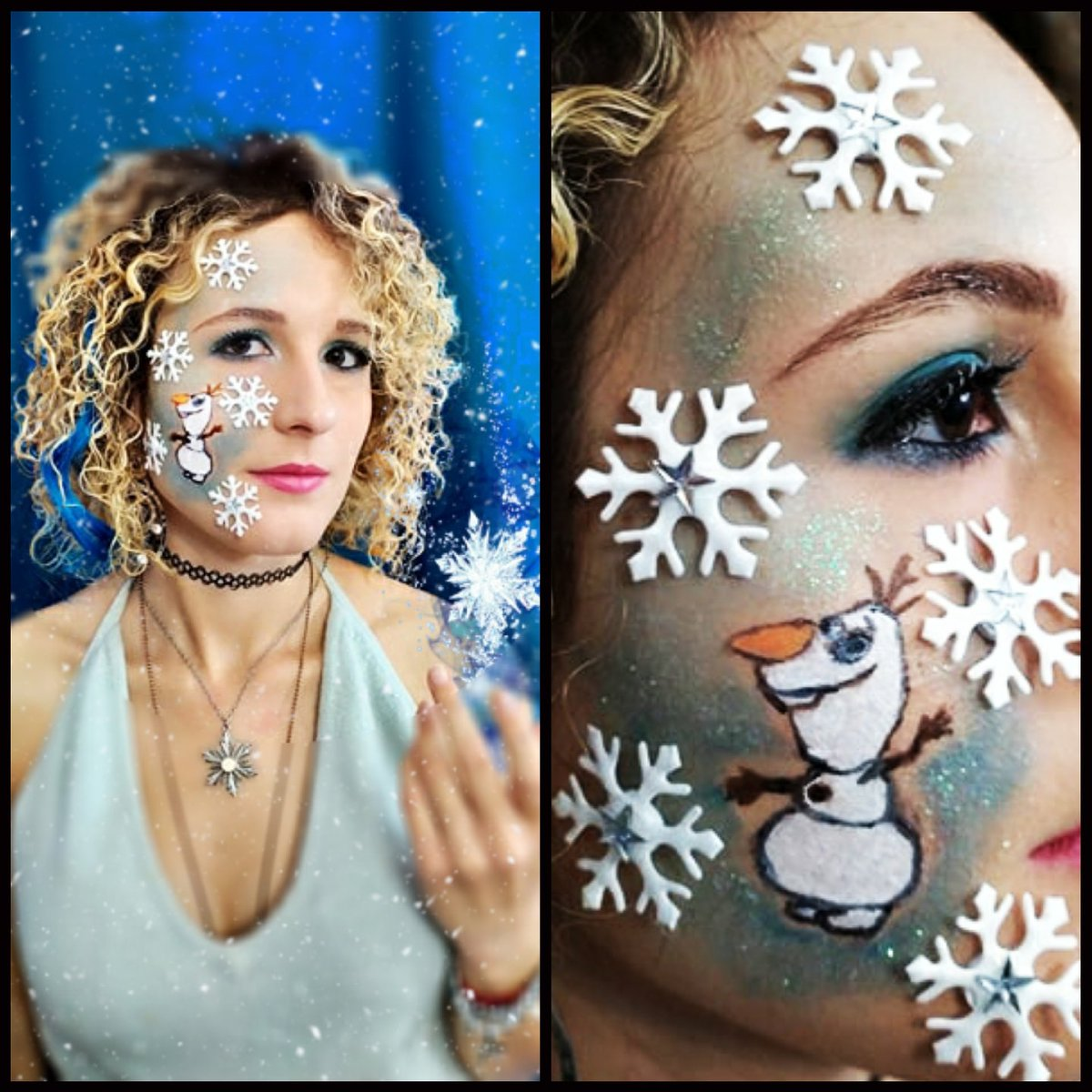 Some people are worth melting for #olaf #frozen #bodyart #bodypaint #bodypainting #facepaint #facepainting #photo #photography #muaideas #makeup #makeupartist #mua #FXmakeup #sfx #sfxmakeup #spfx #specialeffectsmakeup #specialeffects #crazymakeup #makeupworldwide #creativemakeuppic.twitter.com/M1Q67eYyCU