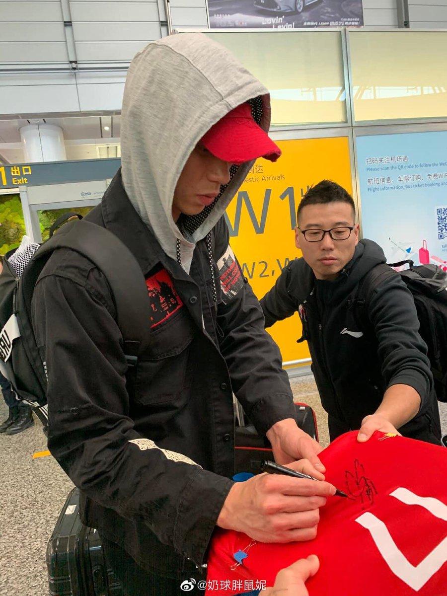 @JLin7 Arrived Guangzhou for tomorrow's G13⛹🏻♂️Let's go Lin💪 🏀:#BeijingsDucks vs Guangzhou  🗓 : 12-03 ⏰:6:30 am ET 📺 : 1⃣️ CBA直播 广州vs北京 Guangzhou vs Beijing https://t.co/x4VCi8XTUW 來自 @YouTube          2⃣️Live on CCTV5+   💻 :  3⃣️https://t.co/DDddn8agxw