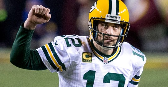 Happy birthday to the King of Titletown, Aaron Rodgers!