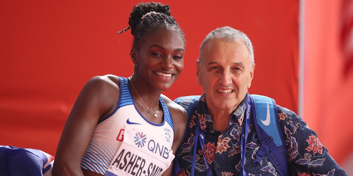 👉 John Blackie, coach of Dina Asher-Smith, has been nominated for the 'Great Coaching Moment of the Year award category as part of its UK Coaching Awards next month, and the category is open to a public vote. Vote for him here: ukcoaching.org/gcm