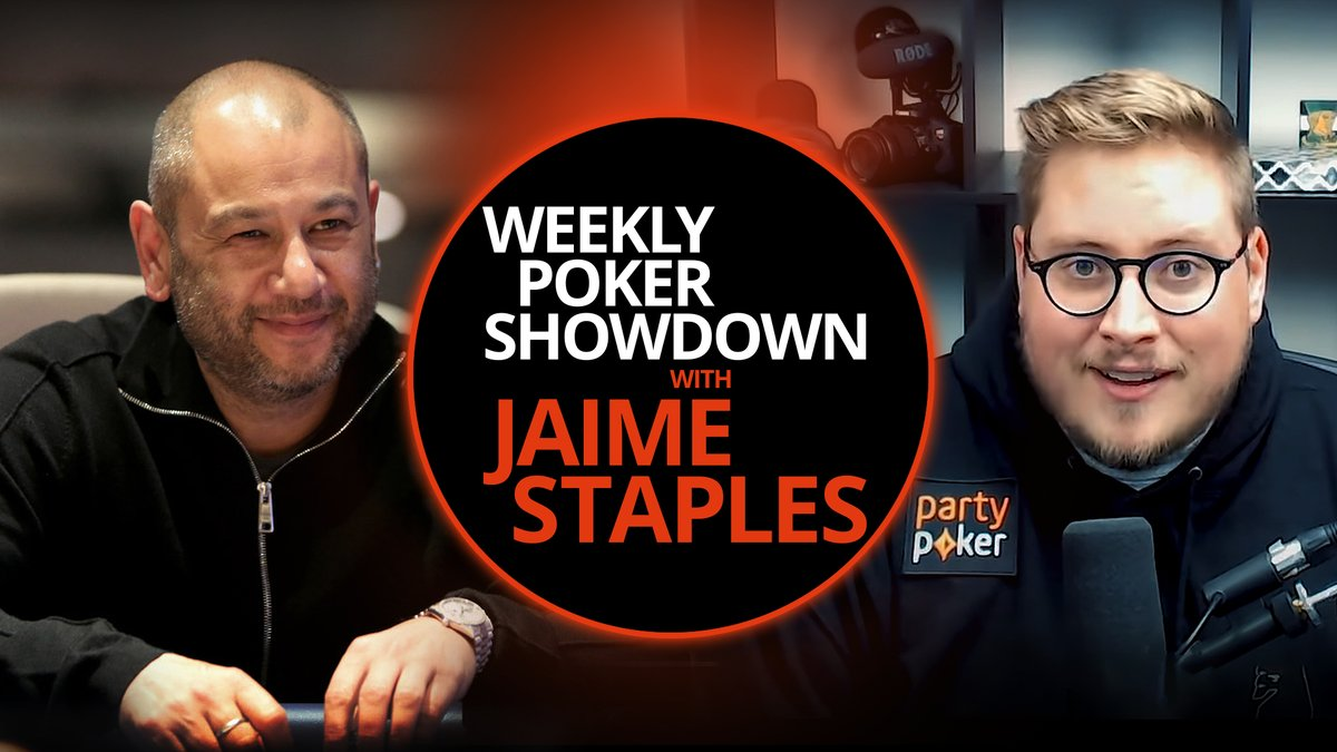 I'm really excited to have @rob_yong_ on the ' weekly poker showdown' podcast tomorrow. What sort of questions would you like me to ask him? #poker #partypoker