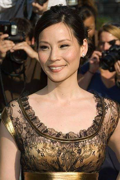 Happy Birthday to Lucy Liu!