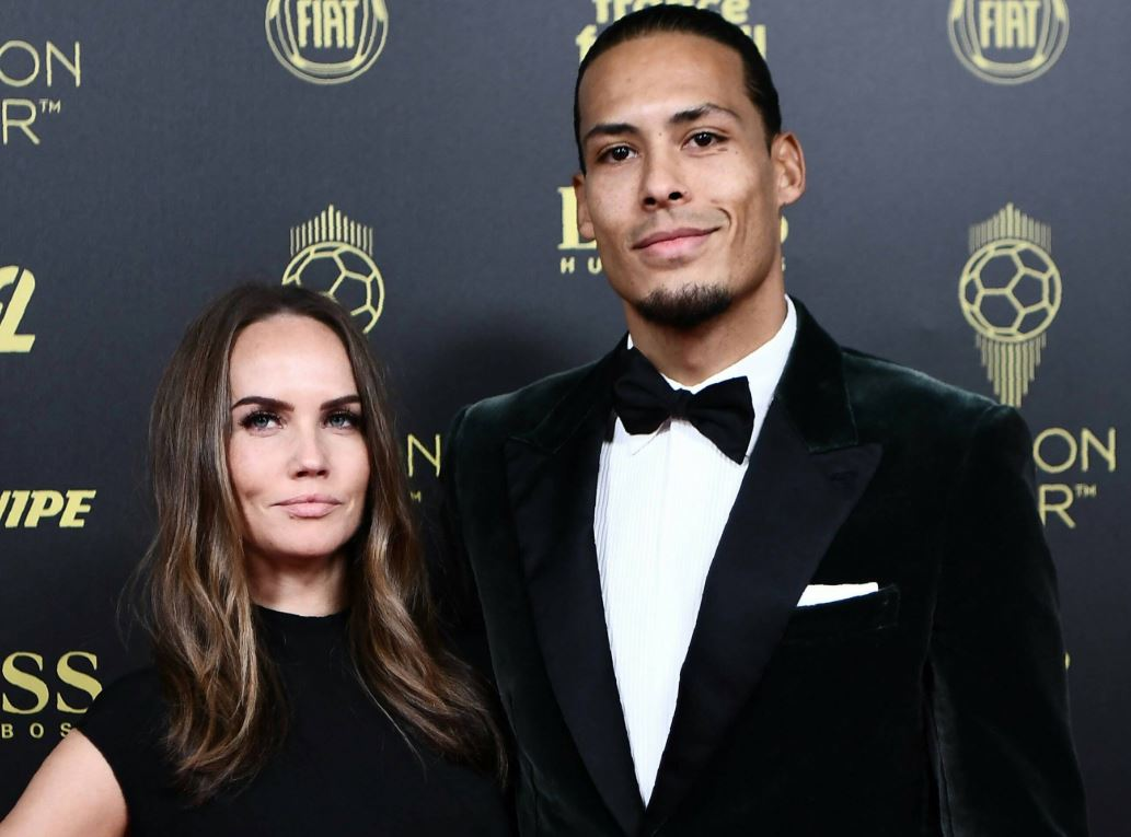 Reporter to Virgil van Dijk: Cristiano Ronaldo wont be here tonight, so thats already one less rival to care about. Virgil van Dijk: Was Cristiano Ronaldo really a rival?