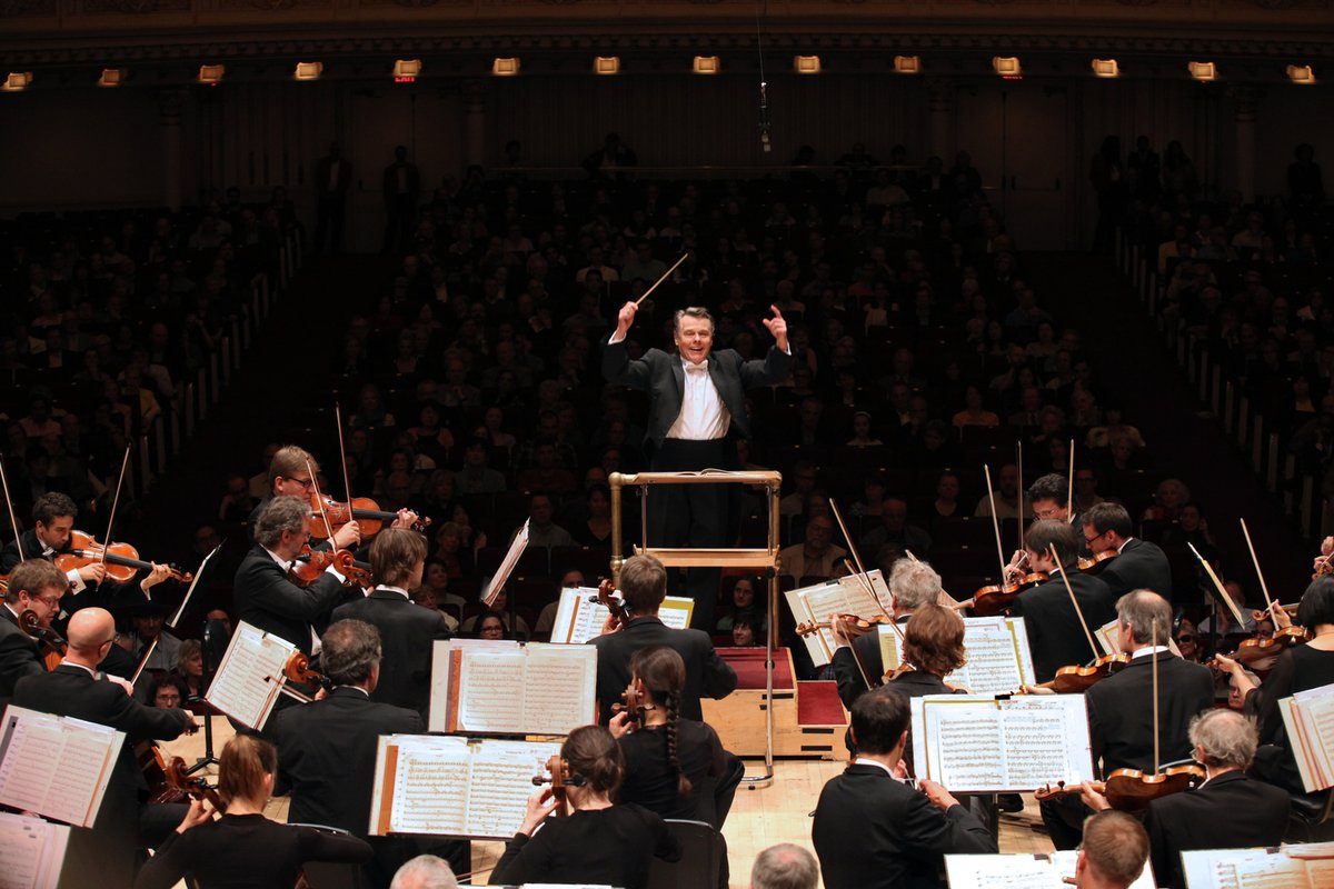 Executive and Artistic Director Clive Gillinson reflects on the life of renowned conductor Mariss Jansons who performed nearly 50 times over four decades at Carnegie Hall. bit.ly/33CVwnH