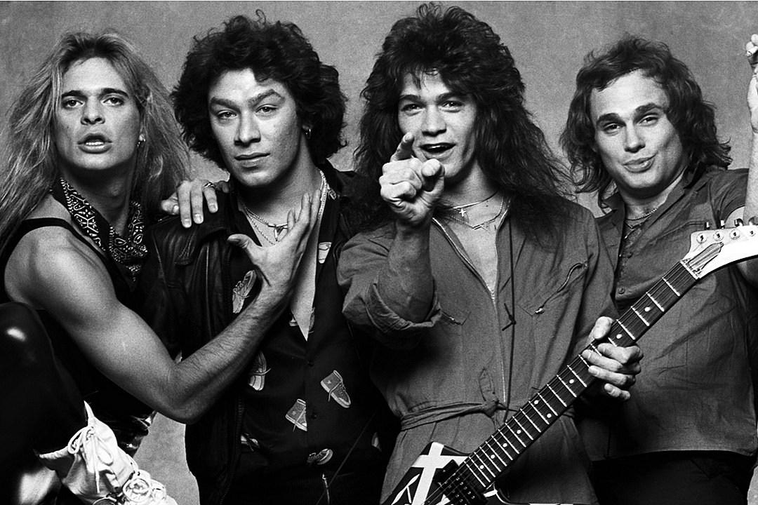 The only Van Halen is David Lee Roth Van Halen  I have this pic framed  Best album:  FAIR WARNING (1981)  Kids go listen you will be impressed <br>http://pic.twitter.com/Jzbp5NALc6