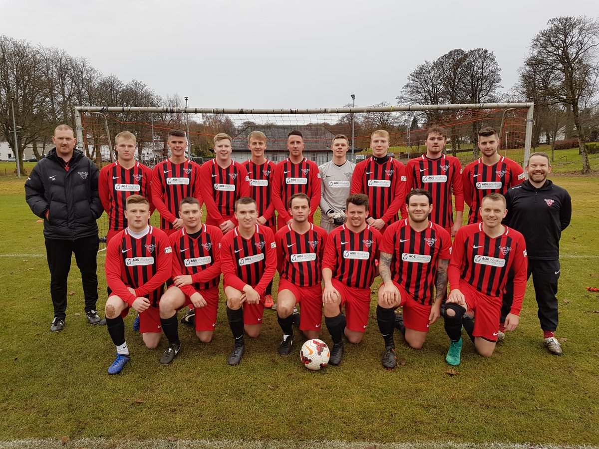 Big thanks to the AOE Community Wind-Farm fund for sponsoring our new strips for this season 👌🏻🔴⚫️ Also continuing to show our support for such a great charity @Beatson_Charity.   @Scottish_AFF @ScotAmFA @CaledonianAFA @GGPAFL
