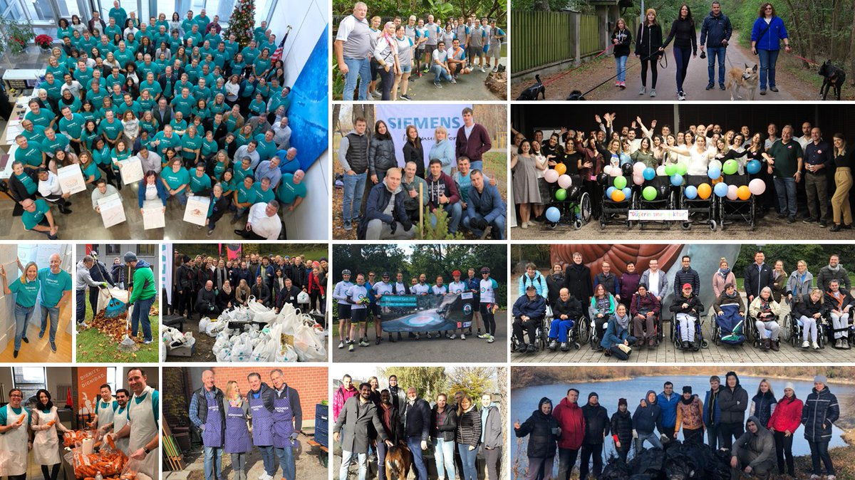 During #SFSCommunitySeason2019, colleagues worldwide banded together to take time away from their desks and make a difference locally. In over 43 projects in 14 countries, their acts of kindness and charity fostered lasting bonds among each other and with their communities. https://t.co/kPj8n8TSMk
