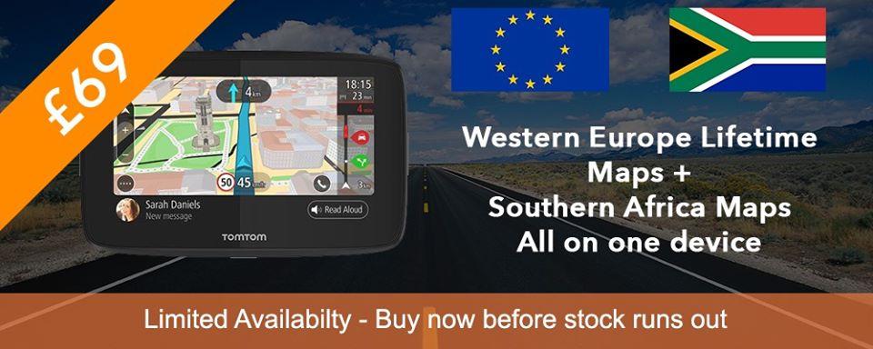 tomtom maps south africa Zintech Satnavhire Twitter tomtom maps south africa