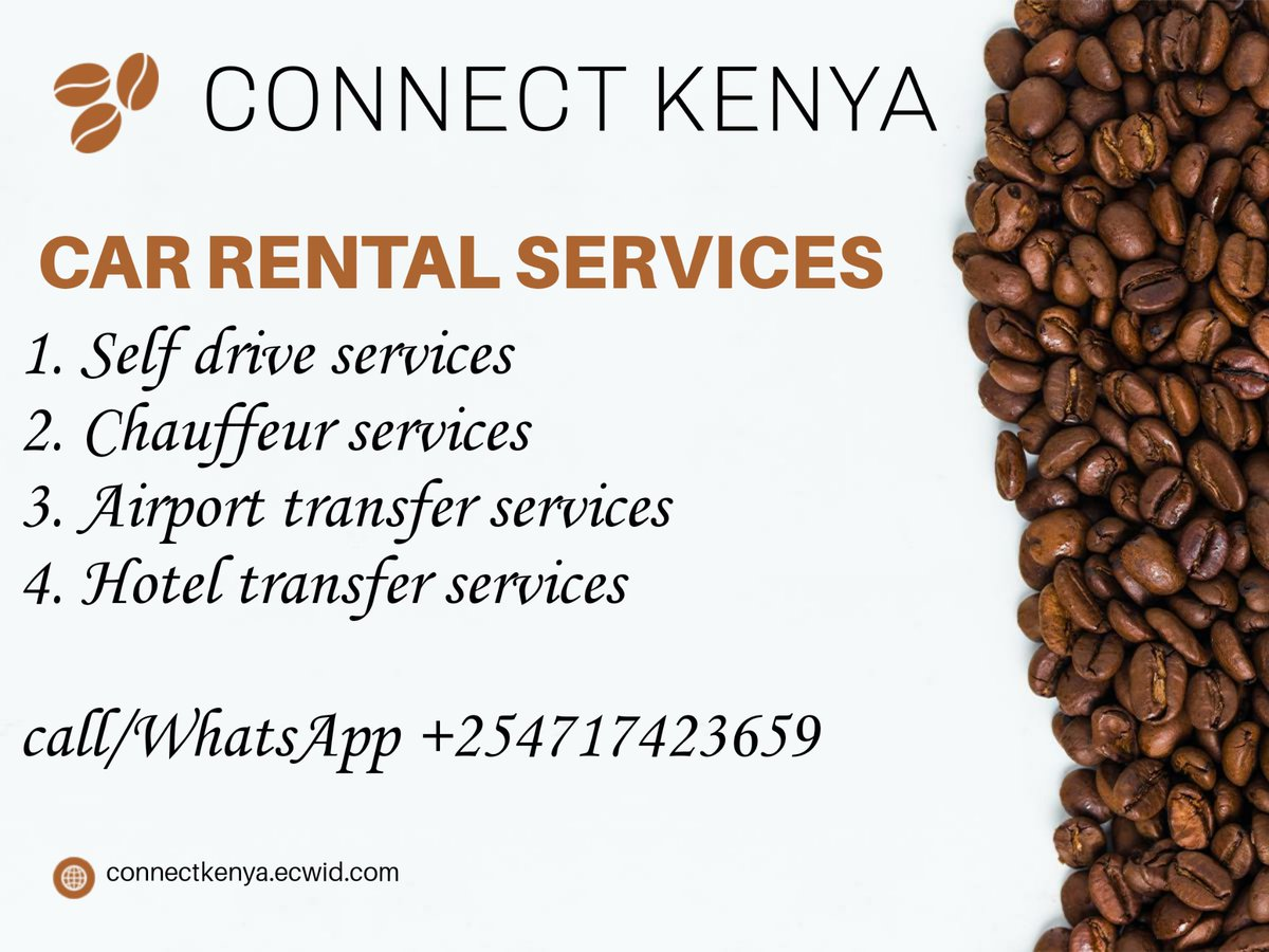 Connect Kenya (@ConnectKenya4)   Twitter