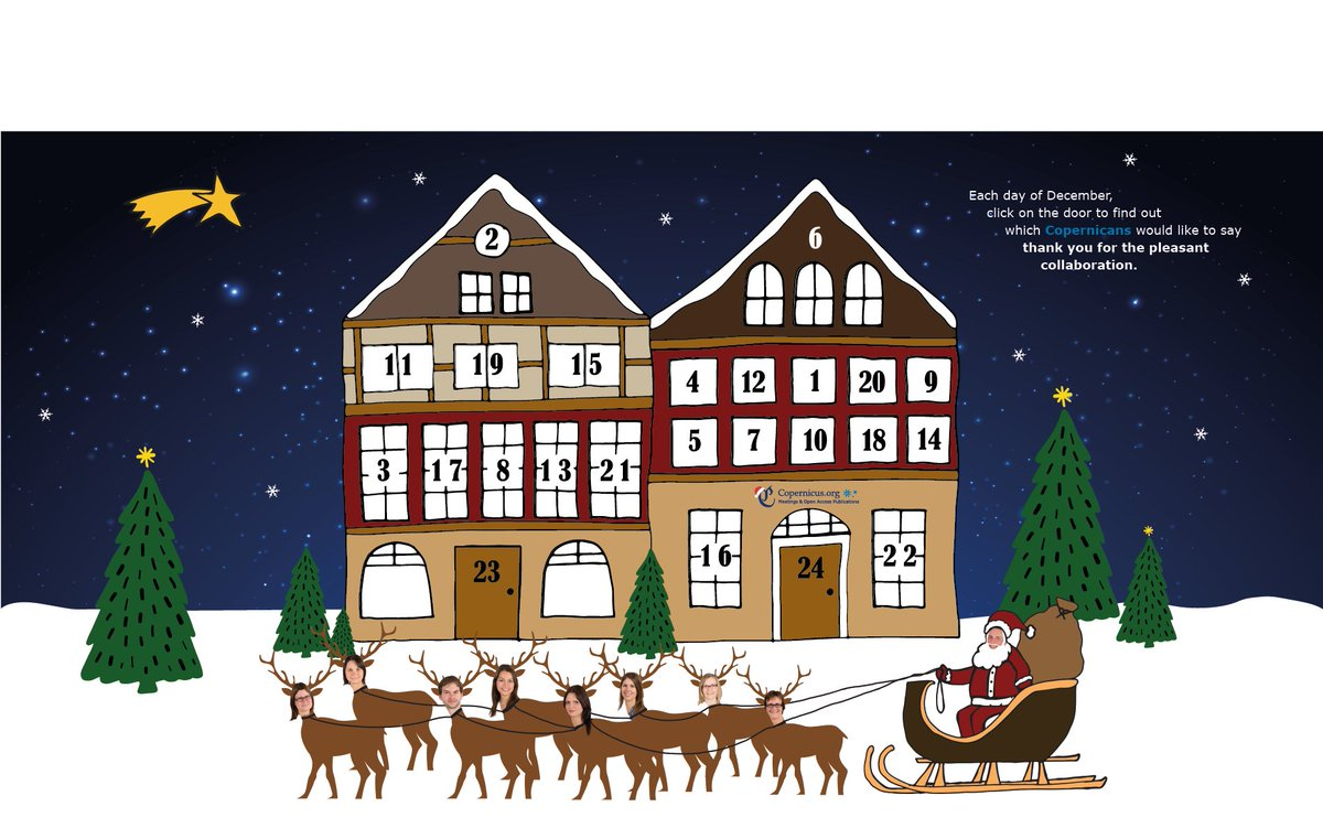 Copernicus On Twitter To Further Reduce Our Own Environmental Impact We Stopped Sending Printed Christmas Cards This Year And Instead Created Our Online Advent Calendar Https T Co Xgc7t7ydgr Https T Co Rdq5yhsu4c