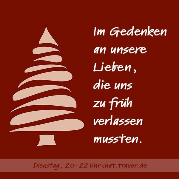 Wir gedenken ihrer. Nicht nur zu Weihnachten. Das ganze Jahr über. Immer. . . . #wenntrauerspricht #trauer #abschied #dufehlst #immerimherzen #trauerarbeit #abschiednehmen #trauern #lebenohnedich #lebenundtod #ichvermissedich