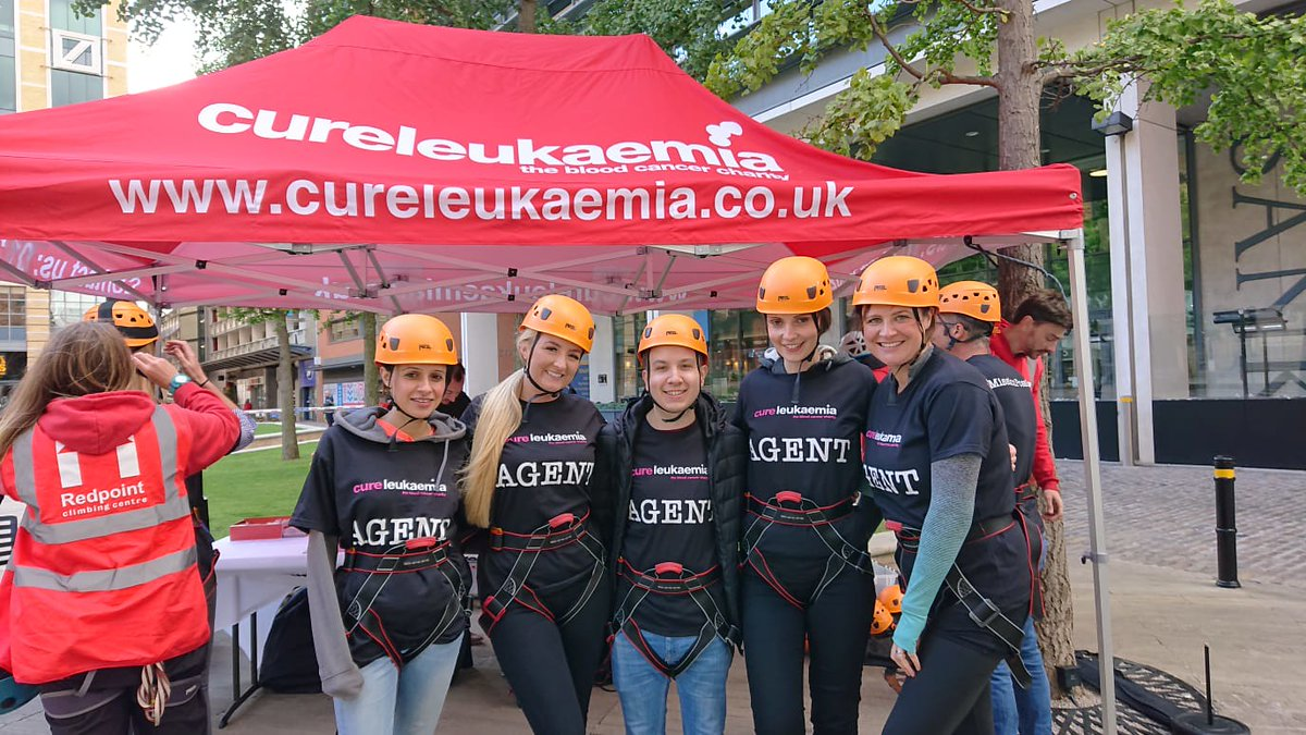 Today's #CL2019 highlight is the Abseil down No 3 @Brindleyplace during #BloodCancerAwarenessMonth in September.  We had many #MissionPossible agents taking part, including @JaneYoungBham, named Volunteer of the Year at the #CLChampions awards last Friday.pic.twitter.com/XguFuqxnZG