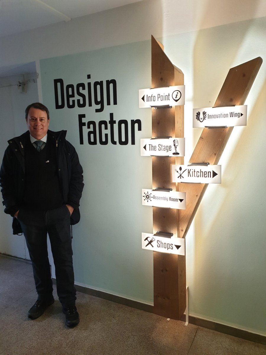 For a virtual tour of HAMK Design Factory you can check out facilities at https://t.co/Wc4oGZVLxd #DesignFactory @HAMK_UAS
